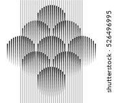 design backdrop. abstract... | Shutterstock .eps vector #526496995
