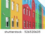 Nice Colorful House A...