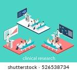 isometric flat 3d concept of...   Shutterstock . vector #526538734