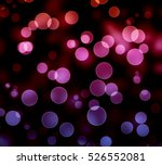 abstract bokeh background... | Shutterstock . vector #526552081