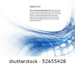 abstract background design | Shutterstock . vector #52655428