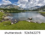 landscape of banderishki chukar ... | Shutterstock . vector #526562275