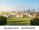 greenwich maritime campus from... | Shutterstock . vector #526581835