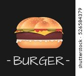 realistic vector illustration... | Shutterstock .eps vector #526584379