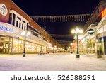 soderhamn  sweden   25.12.2014  ... | Shutterstock . vector #526588291