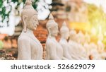 worship of thailand buddha... | Shutterstock . vector #526629079