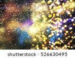 christmas background | Shutterstock . vector #526630495
