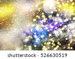 christmas background | Shutterstock . vector #526630519