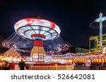 Carousel In Hyde Park In...