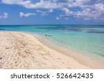 Tropical Blue Water  Coral Ree...