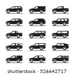 off roads and sport utility... | Shutterstock .eps vector #526642717