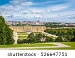 classic view of famous... | Shutterstock . vector #526647751