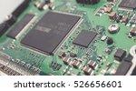 motherboard computer  computer... | Shutterstock . vector #526656601