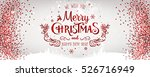 christmas and new year... | Shutterstock .eps vector #526716949