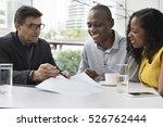 business communication...   Shutterstock . vector #526762444