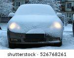 Car Covered Snow Full