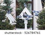Lovely Outdoor Bird Feeders In...