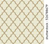 seamless pattern in islamic... | Shutterstock .eps vector #526788679