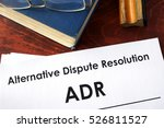 papers with title alternative... | Shutterstock . vector #526811527