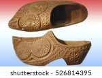 Beautiful Carved Clogs