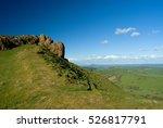 Rock Of The Caer Caradoc ...