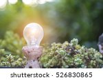 idea or energy concept | Shutterstock . vector #526830865