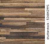 Brown Wood Plank Wall Texture...