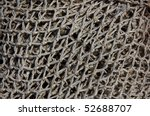 A Fishnet In Detail