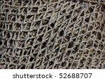 A Fishnet In Detail