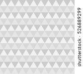 Triangle Pattern Monotone 3...