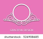 abstract frame. design elements ...