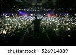 moscow 3 november 2016 popular... | Shutterstock . vector #526914889