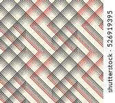british plaid ornament.... | Shutterstock .eps vector #526919395