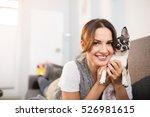 smile  | Shutterstock . vector #526981615