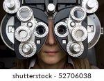 Optometrist Diopter.