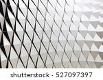 abstract close up view of... | Shutterstock . vector #527097397