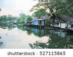community waterfront thailand | Shutterstock . vector #527115865