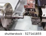 operator machining automotive... | Shutterstock . vector #527161855