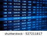 charts of financial instruments ... | Shutterstock . vector #527211817