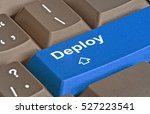 key to deploy  | Shutterstock . vector #527223541