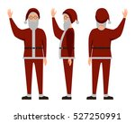 vector illustration of three... | Shutterstock .eps vector #527250991