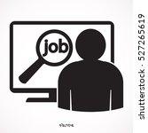 job concept | Shutterstock .eps vector #527265619