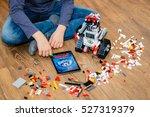 minsk  belarus   december 1 ... | Shutterstock . vector #527319379