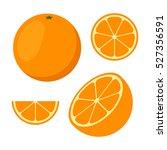 orange | Shutterstock .eps vector #527356591