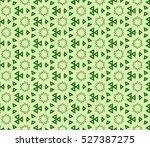 complex geometric pattern of... | Shutterstock . vector #527387275