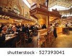 stockholm  sweden   june 11 ... | Shutterstock . vector #527393041