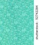 Turquoise Lace Fabric Textile...