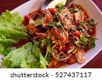 thai spicy canned sardine salad ...