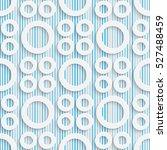 seamless rings pattern.... | Shutterstock .eps vector #527488459