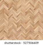 herringbone natural parquet... | Shutterstock . vector #527506609